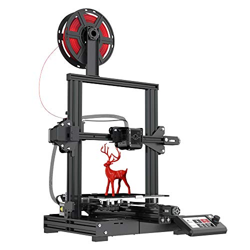 Voxelab Aquila 3Dプリンター 半成品DIY キット 超高精度印刷 停電回復機能 MK-8押出機 最大印刷サイズ 220 * 220 * 250mm高精度 家庭用 教育用 3D Printer 工場直販