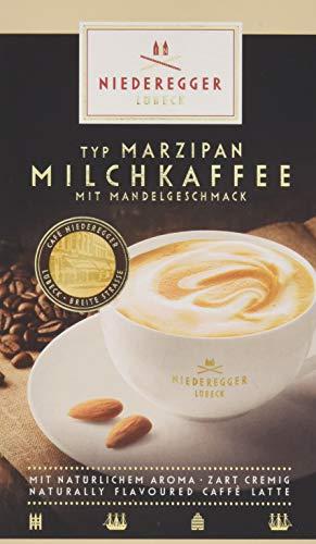 Niederegger Marzipan-Milchkaffee, 10 Portionsbeutel, 2er Pack (2 x 200 g)