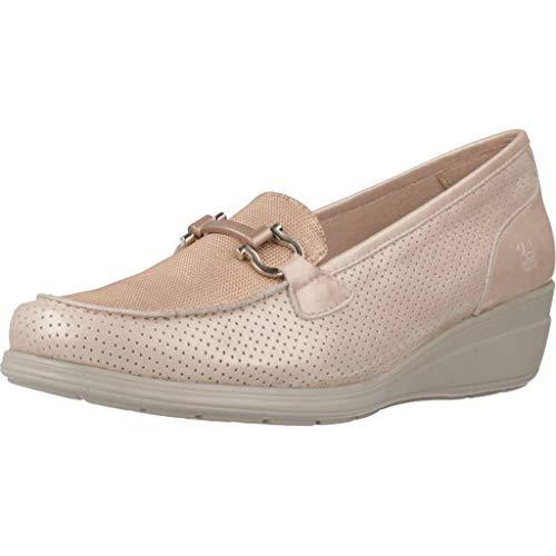 24 Horas Zapatos Cordones Mujer 23993 para Mujer Undefined 42 EU