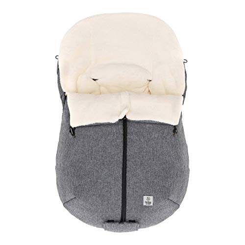 Winter-Fußsack Naryn für Tragewanne, Babyschale