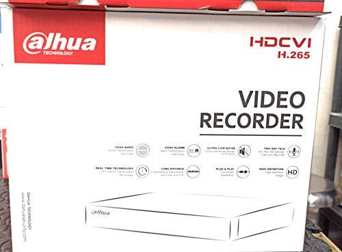 [XVR5116H-4KL-X] DVR 5EN1 H265 16ch 4K@6fps +8IP 8MP 1HDMI 1HDD