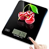 Food Scale [2020 Update Version], Digital Kitchen Scale for Baking and Cooking with 1g/0.01oz...