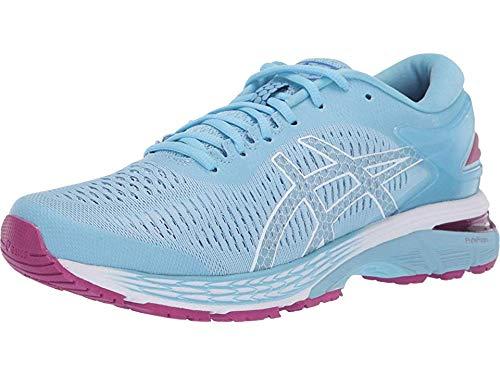 ASICS Women's Gel-Kayano 25 Skylight/Illusion Blue Running Shoe 6 Women US