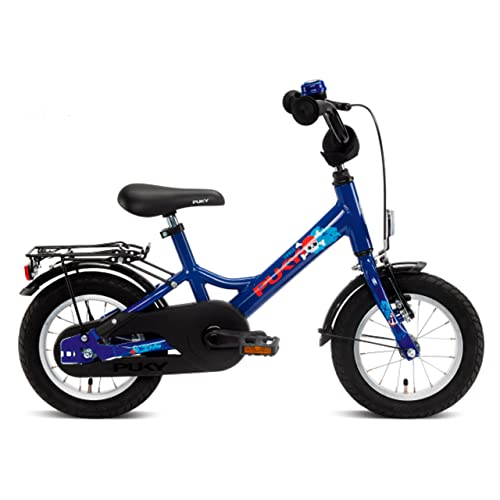 Puky Youke 12''-1 Alu Kinder Fahrrad Ultramarine blai