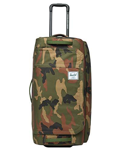 Herschel Wheelie Outfitter 90l, Woodlang/Camouflage (Grün) - 10588-00032-OS