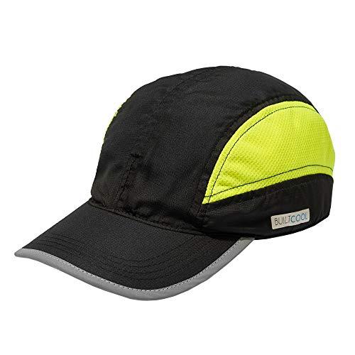 BUILTCOOL Adult Baseball Hat – Men & Women Ball Cap, One Size, Anthracite