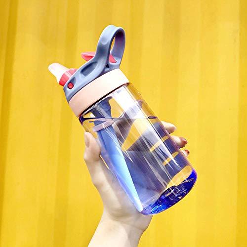 SONGYANG Protein Shaker Portable Motion My Tritan Borraccia in plastica per Escursioni Sportive Tazze Sportive 500L @ D