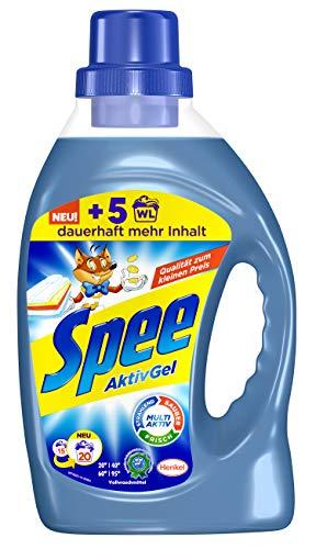 Spee AktivGel, 20 Waschladungen