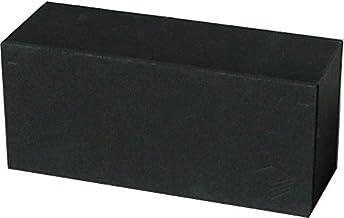 紙のミルフィーユ メモスタンド 紙束メモスタンド S Black KMS0017