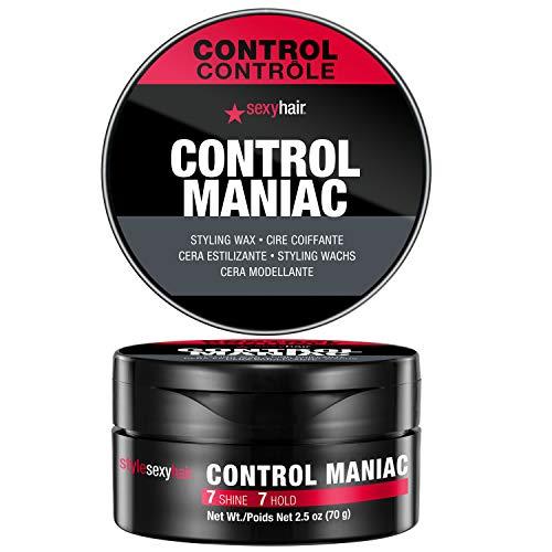 SexyHair Control Maniac Styling Wax, 2.5 oz