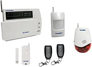 Macally Air-AlarmI D.I.Y. Wireless Home Alarm System Kit