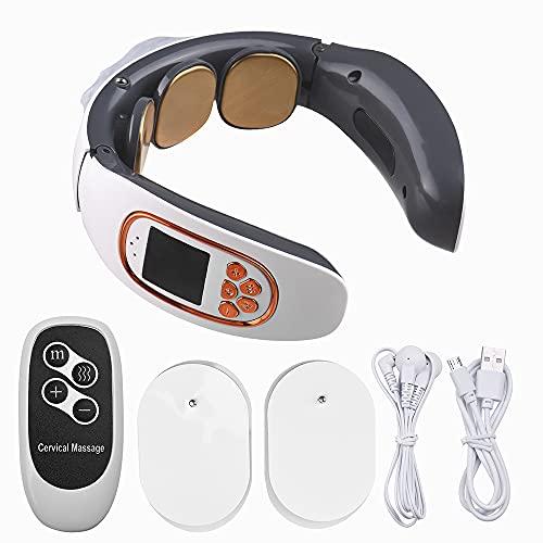 Massaggiatore elettrico portatile per collo