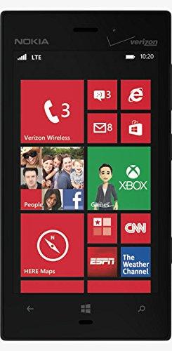 Nokia Lumia 928 32GB Verizon Wireless CDMA 4G LTE Windows 8 Smartphone w/Carl Zeiss Optics Camera - White