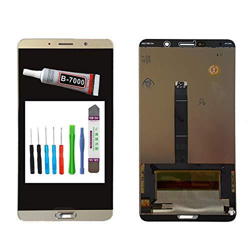 Pantalla de Repuesto para Huawei Mate 10 ALP-L09, LCD, digitalizador, Color Negro, Pantalla LCD, táctil, Herramientas y Pegamento