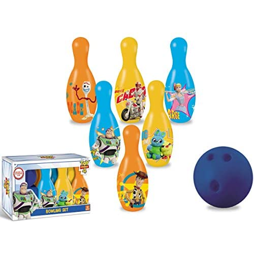TOY STORY Set Palla bowling + birilli