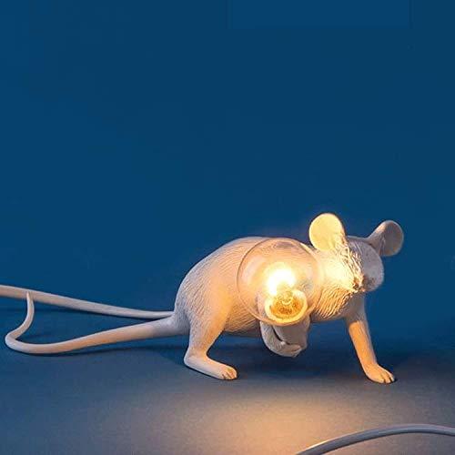 Kunst Ratte Lampe Wohnzimmer Schlafzimmer Esszimmer Bekleidungsgeschäft Shop Dekoration Cafe Bar Ratte Lampe, lying