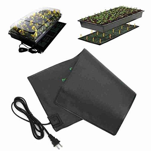 Plantadora térmica climatizada, siembra de calor, estera de calentamiento de plantas a prueba de agua, material de semilla de calor impermeable