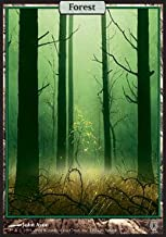 Magic: the Gathering - Forest (140) - Unhinged