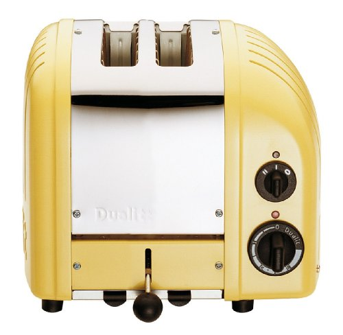 Dualit 2-Slice Toaster, Canary Yellow 並行輸入