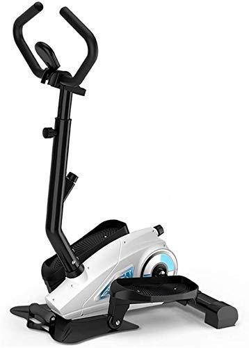 Ellittiche Mini Cyclette, Ellittica Cross Trainer Macchine for la Salute e Fitness nella Vita Quotidiana e in casa Hometrainer Movimento in Ufficio sotto Ogni scrivania JIAJIAFUDR