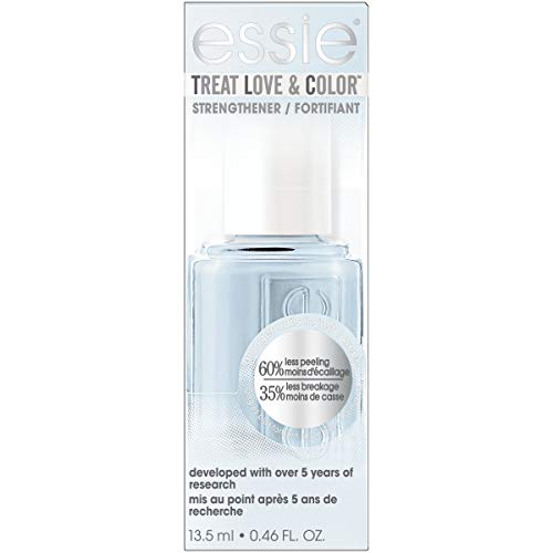 Essie Treatments - Treat Love & Color Strengthener - Indi-Go For It - 13.5 mL/0.46 oz