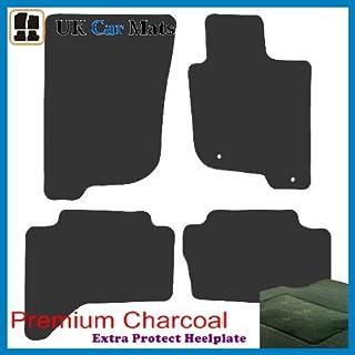 Tailor-Set di tappetini per Auto di qualità Esclusiva Colore Beige con Strisce J.R Motorsport j.r Colore: Blu