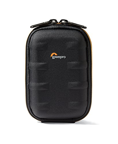Lowepro Santiago 20 II Camera Bag - Hard Shell Case for Your Point and Shoot Camera