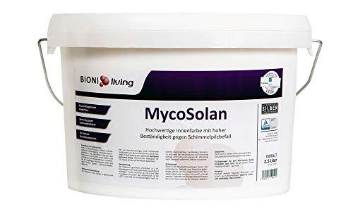 MycoSolan Innenfarbe mit Silber-Technologie (2,5 Liter)