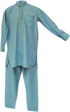 Pantalones de vestir para hombre afgano paquistaní indio shalwar Kameez