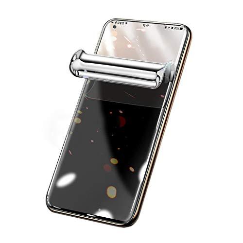 Iiseon Privacy Pellicola in idrogel Protettiva per Huawei Mate 20 PRO, 2 Pezzi Anti-Spia Morbido TPU Protezioni per Lo Schermo [Copertura Completa] [Non Vetro Temperato]