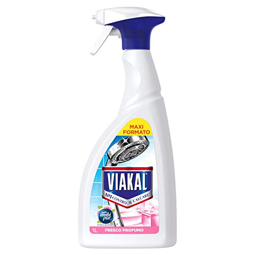 Viakal Fresco Perfume Antical Spray 1 L