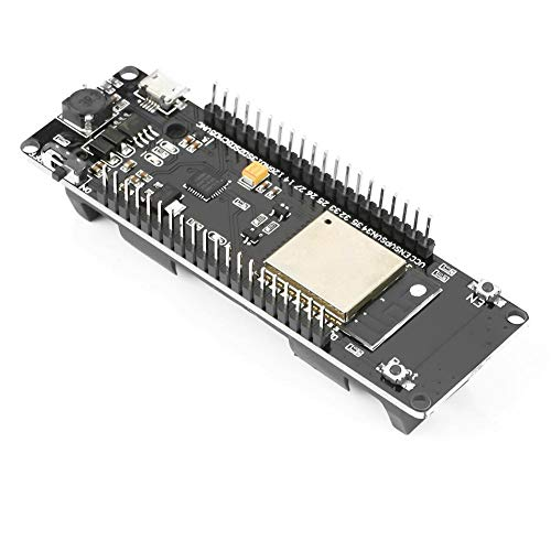 ESP32 Entwicklungsboard 2,4 GHz Dual Mode WiFi + Bluetooth Mikrocontroller Prozessor mit zwei Kernen Integriertem Antennen RF AMP Filter AP STA