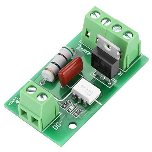 Jeanoko DC-Steuerung AC-Karte YYAC-2 220-V-Auslöseschalter SCR-Modul Thyristor-Steuermodul für Motor und Glühlampe