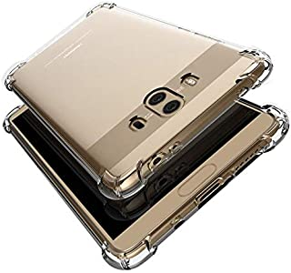 جراب DOWIN ناعم من البولي يوريثان اللدن بالحرارة لهاتف Huawei Mate 10 جرابات جراب شفاف من السيليكون