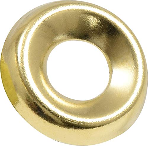 The Hillman Group 310306 Number-10 Countersunk Finish Washer, 100-Pack