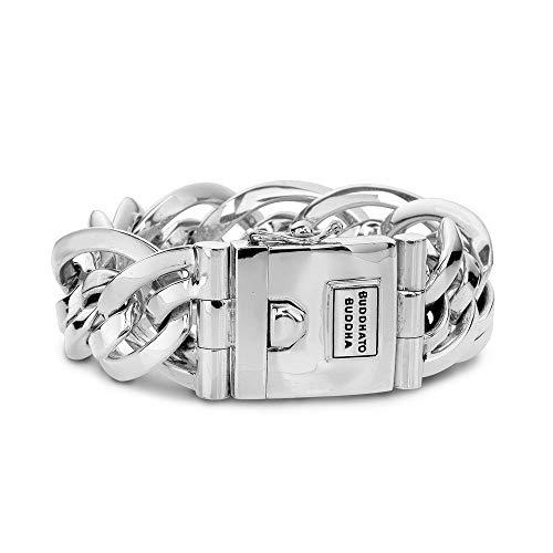 Boeddha to Boeddha Unisex armband 925 zilver One Size 86894441