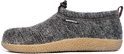 GIESSWEIN Unisex-Erwachsene Vent Pantoffeln, 019 Schiefer, 38 EU
