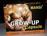 Grow UP 100% Fast Weight Gain Pills Muscle Gainer WEGHT GAIN 60 Capsules