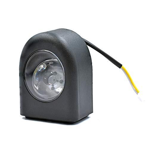 myBESTscooter - Repuesto de luz Delantera para los Modelos M365, 1S, Essential, Pro del Patinete eléctrico Xiaomi