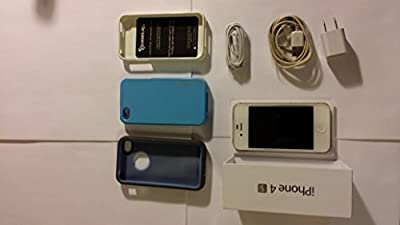 Straight Talk Apple iPhone 4S, Locked to Straight Talk