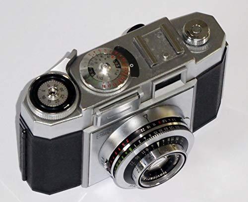 Kamera Zeiss Ikon mit Prontor-SVS Contina Novicar-Anastigmat 1.2,8 f= 45 mm