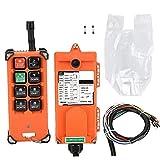 Industrial Wireless control remoto transmisor eléctrico de elevación Receptor remoto controlador cambia 220V 310-331mhz VHF, Control de Deporte