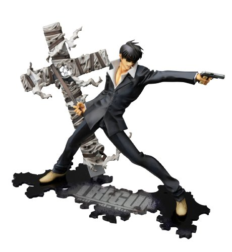 Trigun Badlands Rumble Nicholas Artfx Statue