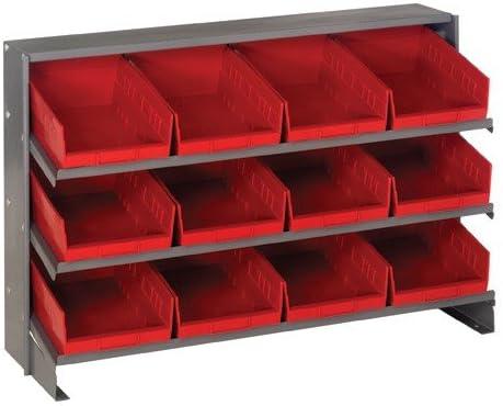 Bench Pick Rack Storage Systems Bin Dimensions: x 8 4
