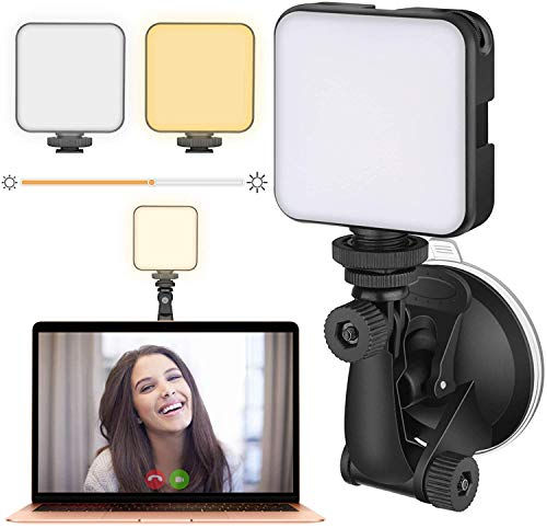 video conference lighting for laptop