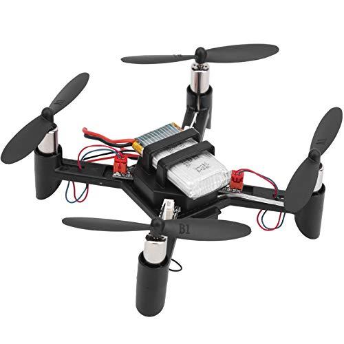 DIY Drone Kit Montaggio Telecomando Drone Mini Quadcopter Plastica Metallo Aereo Giocattolo Educativo