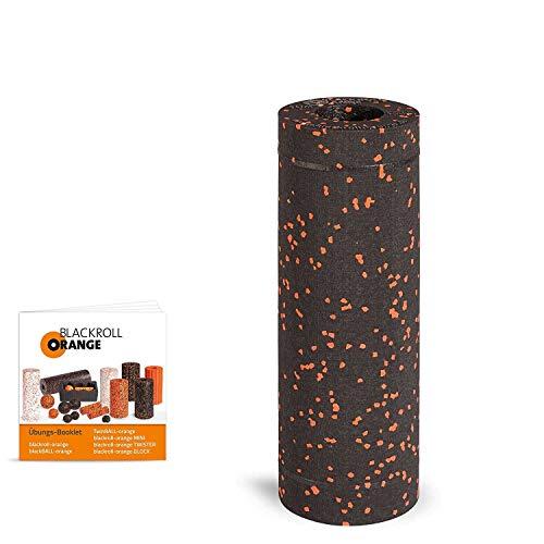 blackroll-orange Slim Faszienrolle für intensives Rollout