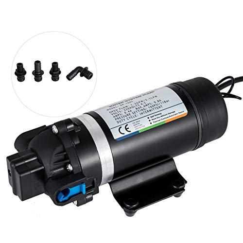 Anhon 0.55A Automatische Hochdruckwasserpumpen-Membranpumpe 220v für den Garten (DP-160M)