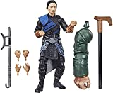 SHANG CHI Figura de acción Coleccionable de Wenwu de 15cm de Shang-Chi y la Leyenda de los Diez Anillos de Hasbro Marvel Legends Series para niños a Partir de 4 años