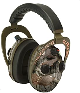 Walkers Game Ear Alpha Muff 360 Quad 4 Hearing Enhancement